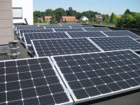 Petec Solar Geleen zonnepanelen Born 6,6kWp plat dak