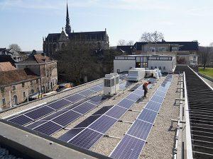 Petec Solar - Gemeente Meerssen zonnepanelen