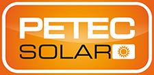 Petec Solar Logo