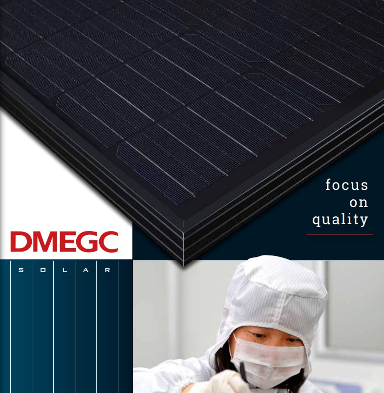 etec-Solar-DMEGC-Solar zonnepaneel